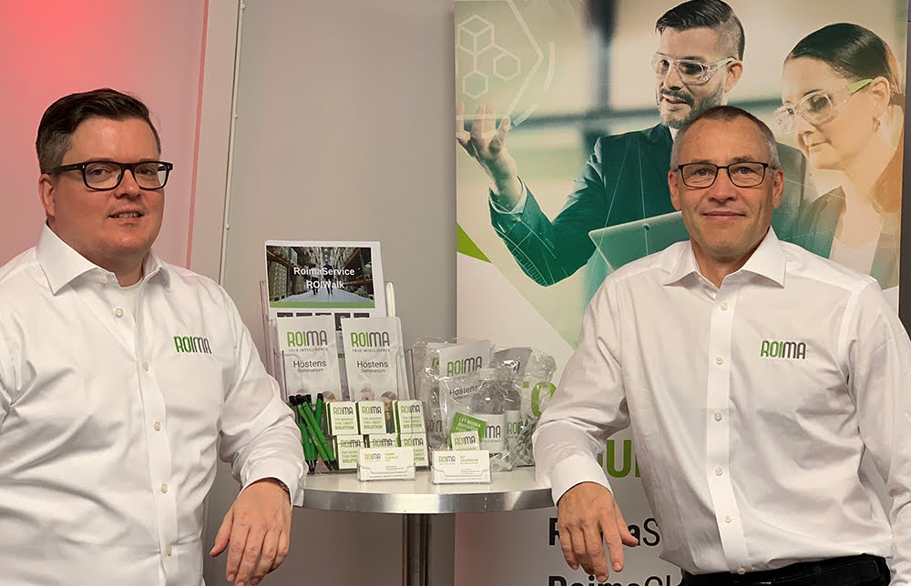 photo of Hannu Ojasalo and Ulf Johansson